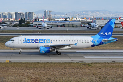 Jazeera Airways Airbus A320-214 9K-CAI (msn 3919) IST (TMK Photography). Image: 944519.