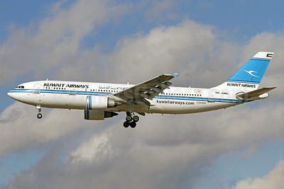 Kuwait Airways Airbus A300B4-605R 9K-AMC (msn 699) FRA (Pascal Simon). Image: 910936.