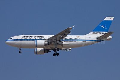 Kuwait Airways Airbus A310-308 9K-ALC (msn 663) DXB (Ole Simon). Image: 907752.