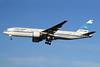 Kuwait Airways Boeing 777-269 ER 9K-AOA (msn 28743) LHR (SPA). Image: 925526.