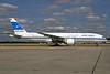 Kuwait Airways Boeing 777-269 ER 9K-AOB (msn 28744) LHR. Image: 928035.