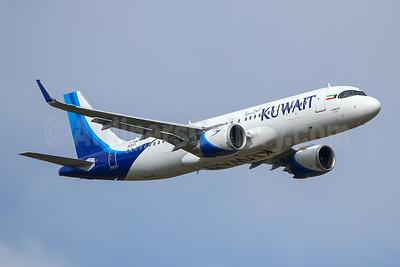 Kuwait Airways Airbus A320-251N WL F-WWDR (9K-AKN) (msn 9303) TLS (Eurospot). Image: 948012.