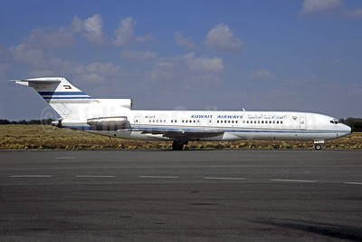 Kuwait Airways Boeing 727-269 9K-AFA (msn 22359) SHJ (Christian Volpati Collection). Image: 937513.