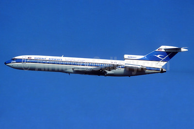 Kuwait Airways Boeing 727-269 9K-AFA (msn 22359) ATH (Christian Volpati Collection). Image: 937514.