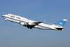 Kuwait Airways Boeing 747-469M 9K-ADE (msn 27338) LHR (Antony J. Best). Image: 930131.