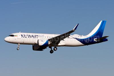 Kuwait Airways Airbus A320-251N WL  9K-AKM (msn 9119) MUC (Gunter Mayer). Image: 955204.