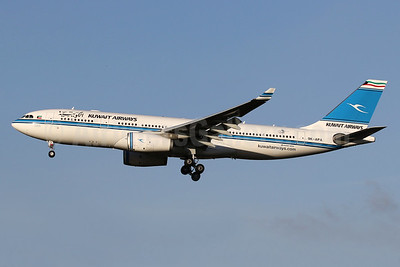 Kuwait Airways Airbus A330-243 9K-APA (msn 1626) LHR (SPA). Image: 934639.