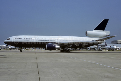 Leased from British Airways on May 27, 1992