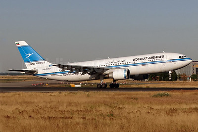 Kuwait Airways Airbus A300B4-605R 9K-AMD (msn 719) FRA (Paul Bannwarth). Image: 939832.