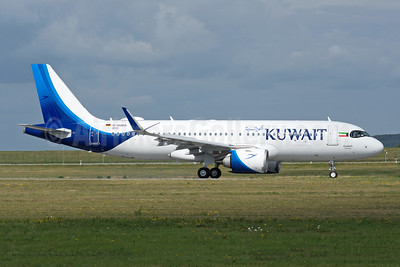 First Airbus A320neo for Kuwait Airways