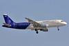 Wataniya Airways Airbus A320-214 9K-EAA (msn 3739) DXB (Richard Vandervord). Image: 926436.
