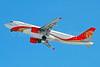 Air Bishkek Airbus A320-212 EX-32001 (msn 445) (Kyrgyz Airways colors) DME (OSDU). Image: 907838.