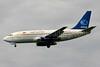 Esen Air Boeing 737-268 EX-777 (msn 21654) DME (Stephane Mutzenberg). Image: 934669.
