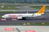 Pegasus Asia (flypgs.com) (Pegasus Airlines and Air Manas joint venture) Boeing 737-82R WL TC-AVP (msn 38175) DUS (Pedro Baptista). Image: 912509.
