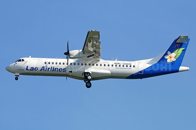 The first ATR 72-600, delivered on October 11, 2012