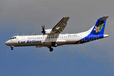 Lao Airlines ATR 72-212A (ATR 72-500) RDPL-34175 (msn 929) BKK (Ken Petersen). Image: 908754.