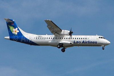 Lao Airlines ATR 72-212A (ATR 72-600) F-WWEH (RDPL-34233) (msn 1071) TLS (Olivier Gregoire). Image: 911502.