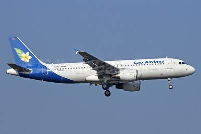 Lao Airlines Airbus A320-214 RDPL-34199 (msn 4639) BKK (Michael B. Ing). Image: 911500.