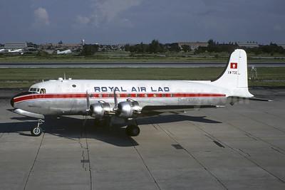 Delivered June 2, 1968, crashed en route Saigon -Vientiane February 11, 1972