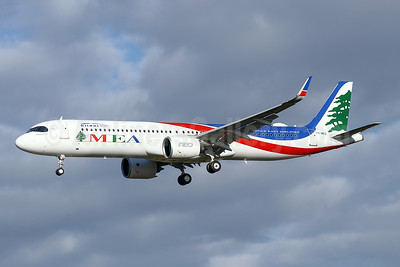 """10,000th A320 Family"" logo"