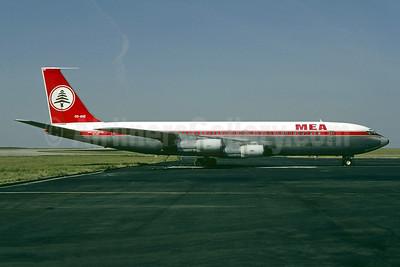Airline Color Scheme - Introduced 1971