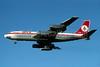 MEA (Middle East Airlines) Boeing 720-023B OD-AFL (msn 18034) LHR (Richard Vandervord). Image: 901606.