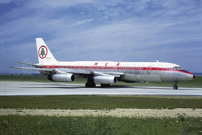 MEA-Middle East Airlines - Air Liban Convair 990-30A-5 OD-AFJ (msn 30-10-33) ORY (Christian Volpati). Image: 948570.