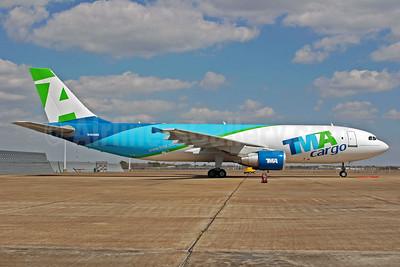 TMA Cargo (2nd) Airbus A300F4-622R N140MN (OD-TMA) (msn 872) CWF (Jeffrey S. DeVore). Image: 904697.