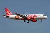 AirAsia (Malaysia) Airbus A320-216 9M-AFA (msn 2612) (Truly ASEAN) BKK (Jay Selman). Image: 402238.