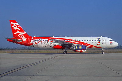 "AirAsia's ""1 Malaysia"" special livery)"