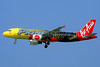"AirAsia's 2014 ""Prince Lubricants"" logo jet"
