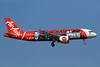 AirAsia (AirAsia.com) (Malaysia) Airbus A320-216 9M-AFA (msn 2612) (The Apprentice Asia - AXN) TPE (Manuel Negrerie). Image: 921957.