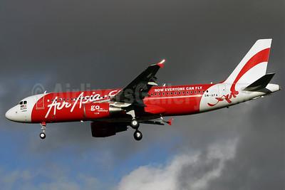 AirAsia-AirAsia.com (Malaysia) Airbus A320-214 9M-AFA (msn 2612) TLS. Image: 904419.