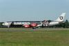 AirAsia X (AirAsia.com) Airbus A340-313 9M-XAC (msn 278) (Oakland Raiders-left side) STN (Pedro Pics). Image: 903211.