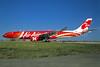 AirAsia X (AirAsia.com) Airbus A330-343 9M-XXT (msn 1549) (Xcintilating PhoeniX) ORY (Jacques Guillem). Image: 939298.