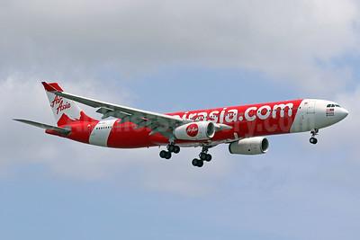 AirAsia X (AirAsia.com) Airbus A330-343 9M-XXC (msn 1048) DPS (Pascal Simon). Image: 942315.