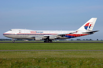 Airline Color Scheme - Introduced 1987 (Malaysia)