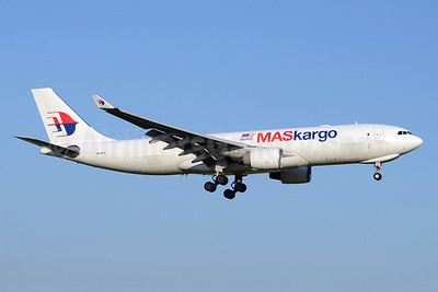MASkargo (Malaysia Airlines) Airbus A330-223F 9M-MUA (msn 1136) AMS (TMK Photography). Image: 913405.