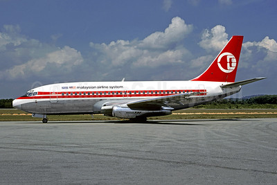 Leased from Maersk Air on March 26, 1980
