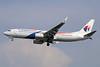 Malaysia Airlines Boeing 737-8H6 WL 9M-MSB (msn 40144) CGK (Michael B. Ing). Image: 938809.