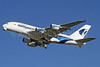 Malaysia Airlines Airbus A380-841 9M-MNA (msn 078) LHR (Keith Burton). Image: 910620.