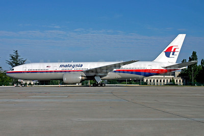 Malaysia Airlines Boeing 777-2H6 ER 9M-MRA (msn 28408) CDG (Christian Volpati). Image: 939516.