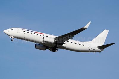 Malaysia Airlines Boeing 737-8H6 WL 9M-MLN (msn 39324) BFI (Joe G. Walker). Image: 938807.