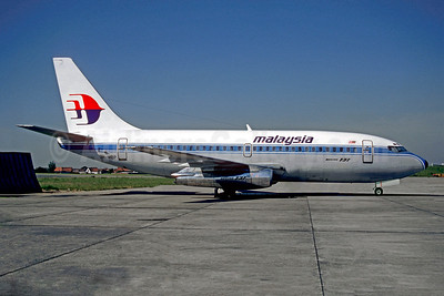 Leased from Sabena on May 21, 1989