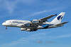 Malaysia Airlines Airbus A380-841 9M-MNE (msn 094) LHR (Michael B. Ing). Image: 920541.