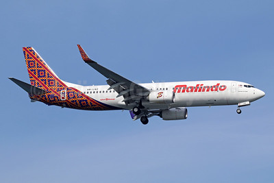 """Was suppose to have become """"Batik Air Malaysia"""", titles changed back to Malindo"""