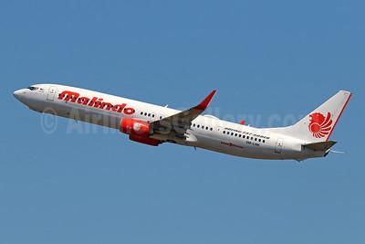 Malindo Air Boeing 737-9GP ER WL 9M-LNK (msn 38737) DPS (Pascal Simon). Image: 947663.