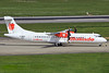 Malindo Air ATR 72-212A (ATR 72-600) F-WWER (9M-LMF) (msn 1081) TLS (Eurospot). Image: 911904.