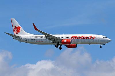 Malindo Air Boeing 737-9GP ER WL 9M-LNK (msn 38737) DPS (Pascal Simon). Image: 947665.