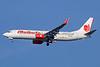 Malindo Air Boeing 737-8GP WL 9M-LNR (msn 39863) DMK (Michael B. Ing). Image: 932154.